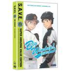 おおきく振りかぶって 第1期 廉価版 DVD 全25話(+TV未放映1話) 625分収録 北米版