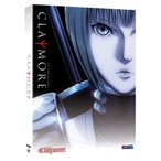 CLAYMORE 廉価版 DVD (全26話 650分収録 北米版 22)