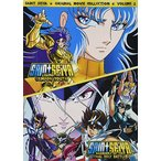 聖闘士星矢 劇場版 3-4 DVD 真紅の少年伝説。最終聖戦の戦士たち。 90分収録 北米版