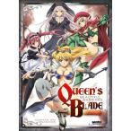 クイーンズブレイド OVA版 美しき闘士たち DVD 全6話 180分収録 北米版