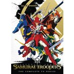 鎧伝サムライトルーパー Tv版 DVD (全39話 850分収録 北米版 24)
