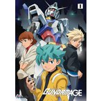 機動戦士ガンダムAGE 1 DVD 01-28話 700分収録 北米版