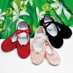 雅虎商城 - フラダンス小物 フラシューズ 室内履き レッスン用シューズ ダンスシューズ GD227-2904