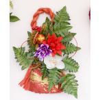 正月用 しめ縄飾り アートフラワー お正月リース 玄関 おしゃれ モダン