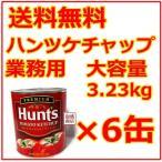 ハンツ Huntsトマトケチャップ 業務用 3.23kg  6個セット  沖縄で ハインツ より人気