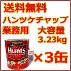 ハンツ Huntsトマトケチャップ 業務用 3.23kg  3個セット  沖縄で ハインツ より人気