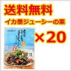 伊江島おっかー自慢のイカ墨じゅーしぃの素 20袋セット   沖縄産イカスミ使用 沖縄お土産 お取り寄せ