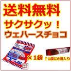 タンノックウェハース  6個パック 9袋  バレンタイン プレゼント チョコレート お菓子