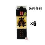 泡盛 轟 とどろき 紙パック 6本セット 30度 1800ml ヘリオス酒造 焼酎 沖縄
