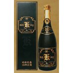 泡盛 瑞泉King crown10年古酒30度4合瓶(720ml)