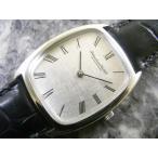 IWC オールドインター トノーケース 1972年 アンティーク モザイク文字盤 ローマンインデックス 手巻き 時計