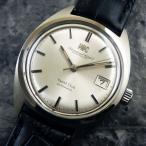 IWC ヨットクラブ YACHT CLUB メンズ アンティーク腕時計 1969年 自動巻き シルバーダイヤル