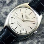 LONGINES ロンジン/CONQUEST コンクエスト アンティーク 1974年-1977年 自動巻き時計