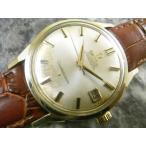 オメガ OMEGA コンステレーション Constellation アンティーク 猫足ラグ 1962年 ドルフィンハンド クロノメーター 自動巻き式 デイト 時計