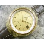 オメガ OMEGA シーマスター(SEA-MASTER) メンズ腕時計 1971年 アンティーク時計 自動巻き ゴールドタイプ