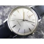 オメガ・OMEGA シーマスター アンティーク クロスライン ノンデイト 1960年 手巻き 時計