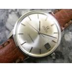 オメガ シーマスター デイト オートマチック シルバー文字盤 1969年 アンティーク OMEGA 自動巻 時計