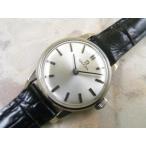 OMEGA オメガ 14KWG/14金無垢 レディースウォッチ ラウンド 1967年 アンティーク時計