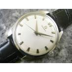OMEGA オメガ 手巻き30mmキャリバー cal.284 ノンデイト ドルフィンハンド 1958年 アンティーク 時計
