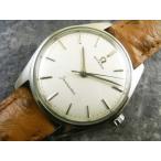 OMEGA オメガ シーマスター/ランチェロケース 30mmキャリバー 手巻き 1960年式 アンティーク腕時計