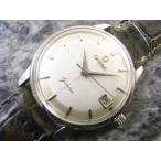 オメガ OMEGA クロスライン ジュネーブ / Geneve 2トーン文字盤 1960年 手巻き アンティーク 時計