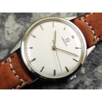 オメガ/ラウンド 30mm キャリバー 14732 アンティーク 1960年式 OMEGA 30ミリキャリバー 手巻き式 時計