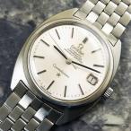 OMEGA オメガ コンステレーション・Cライン ジェラルドジェンタケース /純正SSブレス 1970年 アンティーク 時計