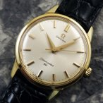 オメガ シーマスター30 Cal.286 手巻き30mmキャリバー Ref.135.007 ドルフィン針 1962年 アンティーク 時計