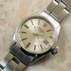 ロレックス ROLEX オイスターパーペチュアルデイト 6516 アンティーク 時計 レディース 1964年 自動巻き