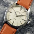 ロレックス アンティーク オイスター スピードキング アルファハンド ボーイズ 1956年 ROLEX 時計