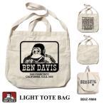 バッグ BEN DAVIS ベンデイビス カバン BDZ-9800 ライトコットントートバッグ LIGHT TOTE BAG バック かばん 鞄 ネコポス メール便送料無料