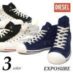 セール DIESEL ディーゼル エクスポージャー/EXPOSURE HI/ハイカットスニーカー メンズ (送料無料)