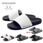 HENRY&HENRY ヘンリー&ヘンリー 180 シャワーサンダル レディース/メンズ/ユニセックス (イタリア製/MADE IN ITALY)
