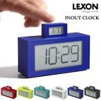 アラームボタンをプレスアップで設定!シンプルで便利な置時計!