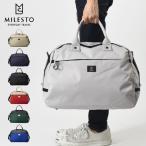 ボストンバッグ milest ミレスト TROT MLS688 ダッフルバッグ Lサイズ トートバッグ ショルダーバッグ メンズ レディース  旅行 かばん 鞄 カバン クリスマス