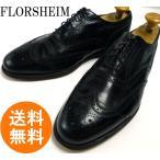 フローシャイム Florsheim Royal Imperial ロイヤルインペリアル ウィングチップシューズ 10 1/2 3E(29cm相当)(メンズ)(紳士靴)【中古..