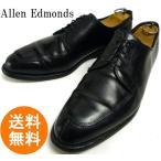 アレンエドモンズ Allen Edmonds Delray USA製 Uチップシューズ 9 1/2 E(27.5cm相当)【中古】【送料無料】