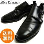 アレンエドモンズ ALLEN EDMONDS ダブルモンクストラップ レザーシューズ 10 1/2D(28.5cm相当)( メンズ )【送料無料】【中古】