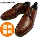 ジョンストン&マーフィー JOHNSTON&MURPHY Uチップシューズ 8 E/C(26cm相当)(メンズ)【中古】【送料無料】