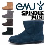 EMU エミュー 正規品 SPINDLE MINI ムートンブーツ レディース メンズ