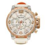 エンジェルクローバー 腕時計 ANGEL CLOVER NTC48PG-WH シルバー ホワイト