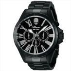 エンジェルクローバー 時計 メンズ ANGEL CLOVER RO47BSB ROEN ロエンコラボレーション 腕時計 ウォッチ ブラック/ブラック