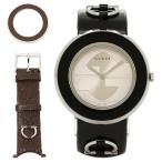グッチ 腕時計 GUCCI YA129404 ブラックシルバー