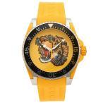 グッチ 腕時計 メンズ GUCCI YA136317 イエロー