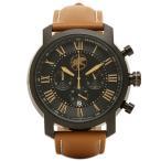 ハンティングワールド メンズ腕時計 HUNTING WORLD HW930BK ブラック ブラウン