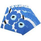 【返品OK】マリメッコ ナプキン MARIMEKKO 552640 ブルー