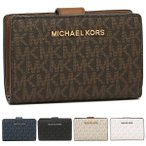 マイケルコース MICHAEL KORS 財布 アウトレット 35F8GTVF2B 35F8STVF2B JET SET TRAVEL BIFOLD ZIP COIN WALLET レディース