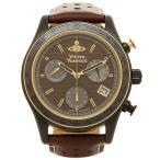 ショッピングVivienne ヴィヴィアンウエストウッド メンズ腕時計 VIVIENNE WESTWOOD VV142BRBR ブラウン ブラック ブラウン