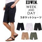 EDWIN エドウィン KHAKIS WEEK AND DAY  ショートパ