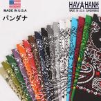 HAV-A-HANK ハバハンク バンダナ(ペイズリー)HAVAHANK_PAI
